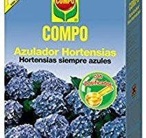 Fertilizante para hortensias