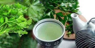 té de perejil