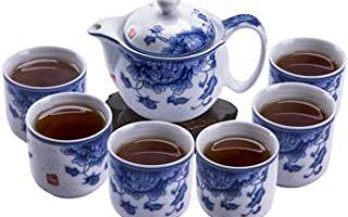 comprar juego de té de porcelana china