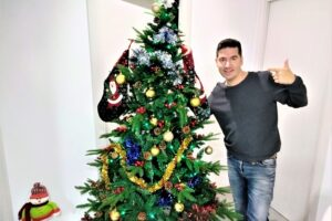 como decorar el árbol de navidad